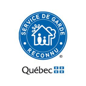 Logo pour l'identification visuelle des services de garde