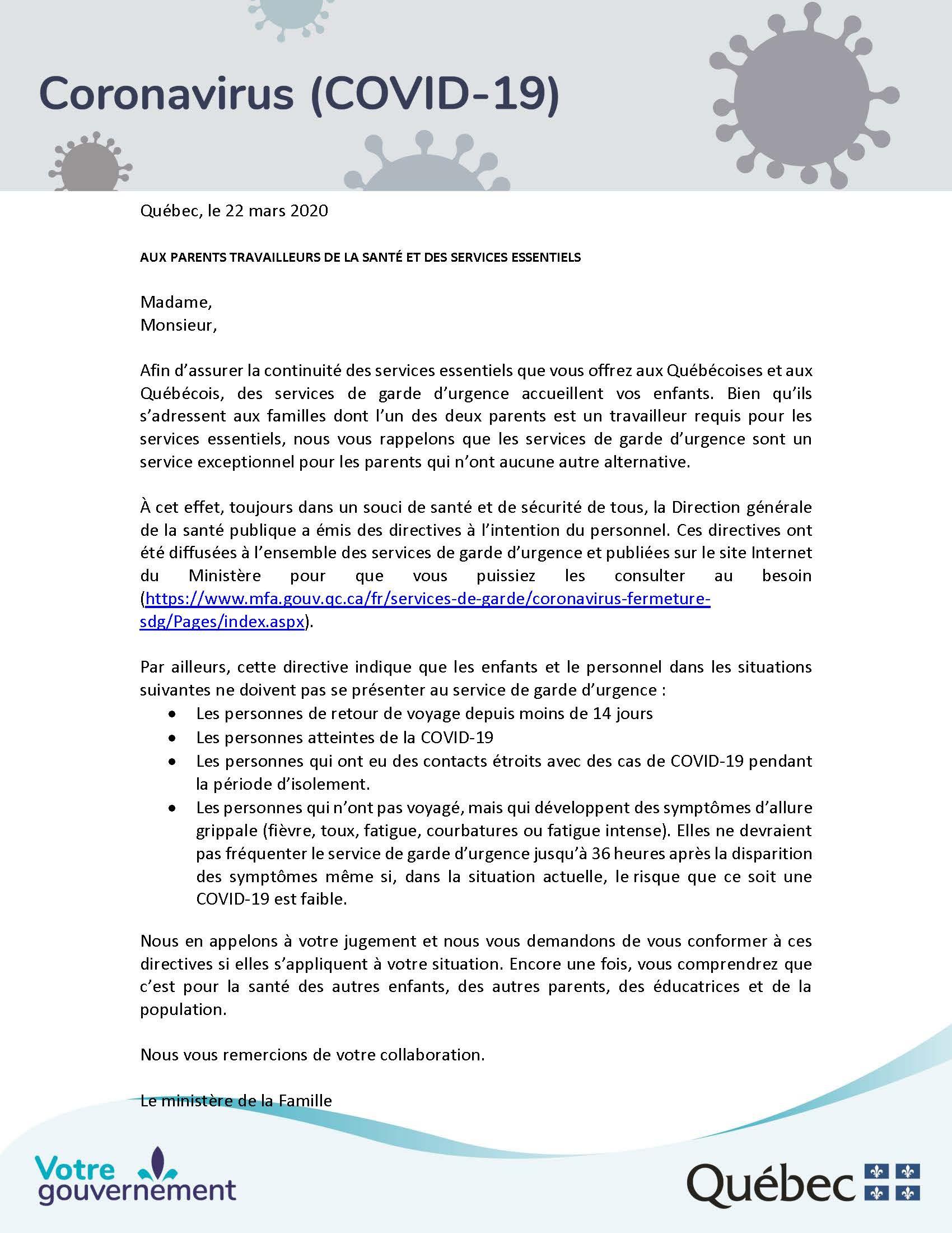 Lettre-parents-services-essentiels-directives-DSP-2020-03-22