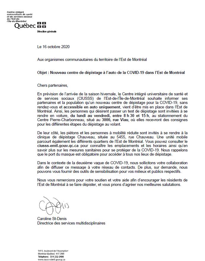 CEMTL_Nouvelle clinique dépistage auto_2020-10-16